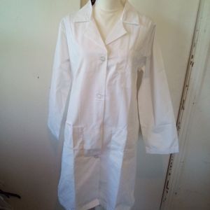 Natural uniforms white medical cost size S
